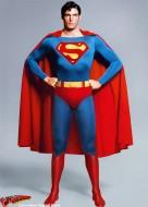 superman classic pose